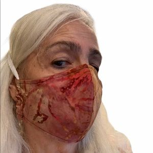 Accessories - Fitted Olson Style Face Mask w/Filter Pocket